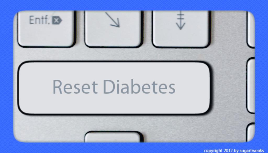 Diabetes Reset Taste