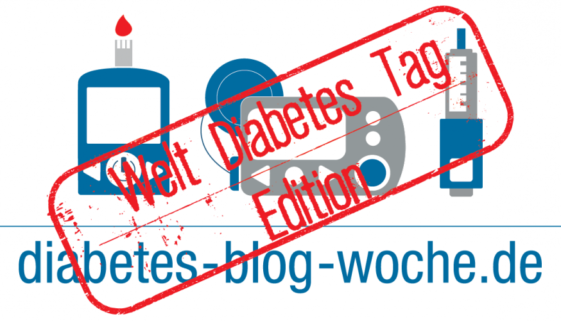 Diabetes Blog Woche- Welt Diabetes Tag