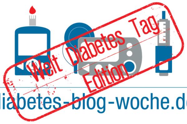 Diabetes Blog Woche- Welt Diabetes Tag