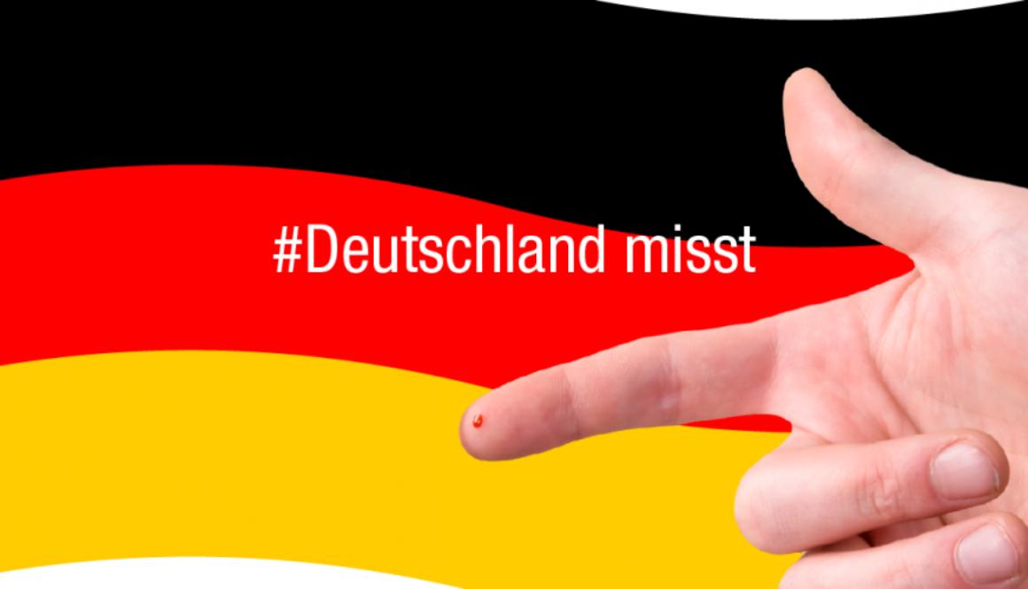 deutschlannd misst