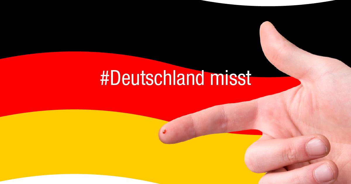 Deutschland misst