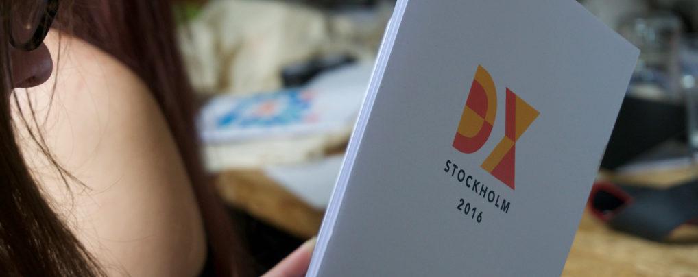 DX Stockholm – Über Zukunft und Entscheidungen